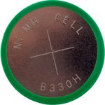 320BVH1A(B330H)-B, Аккумулятор никель-металлгидридный NiMH 320mAh (1шт) 1.2В