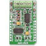 MIKROE-922, Дочерняя плата, плата аксессуара ADC Click в ...