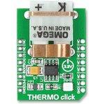 MIKROE-1197, THERMO Click, плата аксессуара в форм-факторе ...