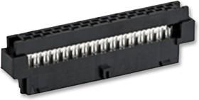 87568-4093, Разъем типа провод-плата, 2 мм, 40 контакт(-ов), Гнездо, Milli-Grid 87568 Series, IDC / IDT