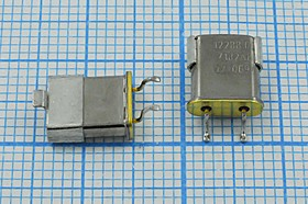 Кварцевые резонаторы 40.96МГц в миниатюрных корпусах UM1-SMD, с нагрузкой 24пФ, 40960 \SMC-UM1A\24\ 20\\\3Г (Y24)