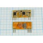 Фото 2/2 Беспроводной модуль (RF модуль), приёмник 315МГц, 13360 конст ППУ\Приёмник_315МГц\ CY11-ASK&OOK-315\CY
