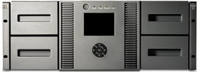 Ленточный массив HP MSL4048 0-Drive Tape Library (AK381A)