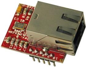 Фото 1/2 ENC28J60-H, Ethernet-модуль