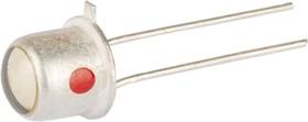 АЛ102АМ, Светодиод красный 30° d=5мм 0.13мКд 700нМ | купить в розницу и оптом
