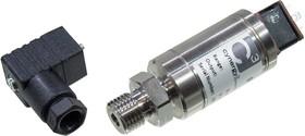 IPS-G1002-6, датчик давления 10 бар, 0-5 В, BSP1/4, DIN 43650