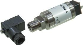 IPS-G1002-5, датчик давления 1 бар, 4-20мА, BSP1/4, DIN 43650