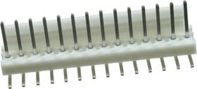 1-640457-4 14P MTA100 HDR ASSY SQ R/A F/L, Разъем