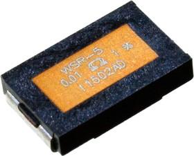 WSR5R0100FEA, Current Sense Res 0.01 Ом 1% 5Вт
