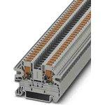 1078960, 800 V Feed Through Terminal Block, Push In Termination