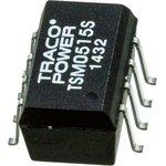 Фото 2/2 TSM0515S, DC/DC преобразователь, 1Вт, вход 5В, выход 15В/65мА
