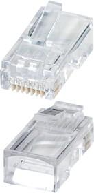 TP8P8C (RJ45) ВИЛКА, сетевая на кабель
