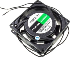 G8025HA2B, вентилятор 220В 80х80х25мм (аналог JA0825H2B)