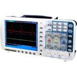 SDS6062V, осциллограф 2кан 60МГц 500Мв/с VGA