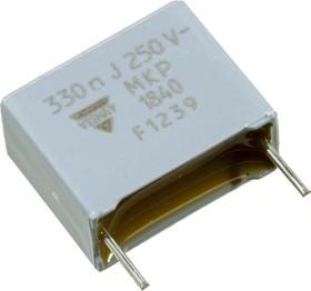 MKP1840433254, MKP1840 330нФ 250В 5% шаг 15мм