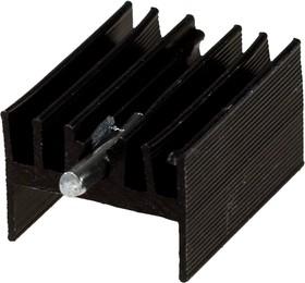 HS 077-20, радиатор алюминиевый 20x15x11 (KG-288-15)