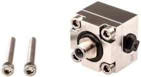 OG2-SSS-SSQ-B, 316 s/steel oval gear flo