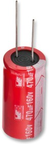 Фото 1/2 860011374005, Электролитический конденсатор, 4.7 мкФ, 400 В, Серия WCAP-ATG8, ± 20%, Радиальные Выводы, 8 мм