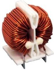 Фото 1/2 SCR22-100-1R3A015J, Choke, Common Mode, 1.5 mH, 10 A, 250 VAC, Radial Leaded, SCR22 Series