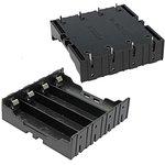 Battery Holder for Li-ion 4X18650