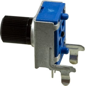 R-0901N-A10K, H-6.5,L-15KQ, перем.резистор 10кОм