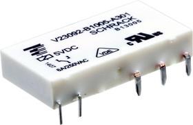V23092-B1005-A301, 6-1393236-8 реле угл.1C 5В dc