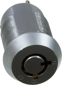 Фото 1/2 SJ-0699, Выключатель-замок электрический для РЭА с ключом