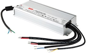 HLG-600H-15AB, AC/DC LED, блок питания для светодиодного освещения