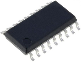 Фото 1/2 ICL3222EIBZ, RS232 Transceiver, 2 Drivers, 2 Receivers, 3V to 5.5V Supply, SOIC-18