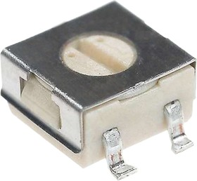Фото 1/7 3314G-1-501E, 500 Ом, Резистор подстроечный