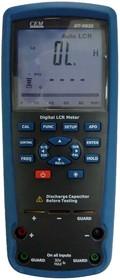 Фото 1/3 DT-9935, Профессиональный измеритель RLC с автоматическим выбором режима измерений