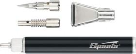 914185, Горелка газовая, тип Карандаш + 2 насадки для пайки, 200 мм