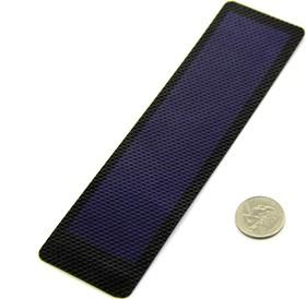 Фото 1/4 2V 0.5W Thin-film Flexible Solar Panel, Солнечная панель гибкая 2В 0.5Вт