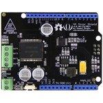 Фото 3/4 4A Motor Shield, Плата управления двигателями на основе MC33932 для Arduino проектов