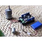 Фото 4/4 4A Motor Shield, Плата управления двигателями на основе MC33932 для Arduino проектов