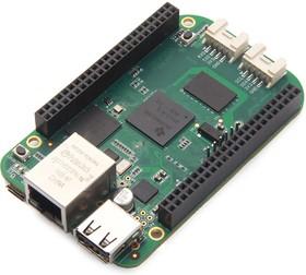 Фото 1/6 BeagleBone Green, Одноплатный компьютер на основе процессора AM3358 с ядром ARM Cortex-A8