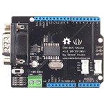 Фото 2/4 CAN-BUS Shield V1.2, Arduino-совместимая плата расширения интерфейс CAN-BUS