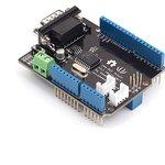 Фото 3/4 CAN-BUS Shield V1.2, Arduino-совместимая плата расширения интерфейс CAN-BUS