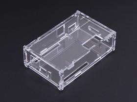 Фото 1/4 Cubieboard A20 Acrylic Enclosure, Корпус для оноплатного компьютера Cubieboard A20