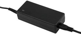201-072-3, Источник питания 220V AC/24V DC, 3А, 72W с DC разъемом подключения 5.5*2.1, без влагозащиты (IP23)