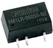 AM1LR-0505S-NZ, DC/DC преобразователь, 1 Вт, вход 4,5..5,5 В, выход 5 В/200 мА