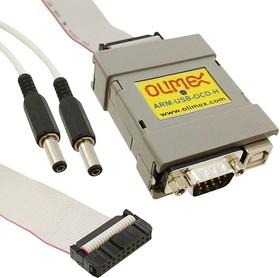 Фото 1/6 ARM-USB-OCD-H, Высокоскоростной внутрисхемный USB-JTAG эмулятор + конвертер HS USB 2.0-RS-232