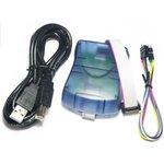 Atmel AVRISP STK500 USB ISP Programmer (AVRISP 2.0), Программатор, поддерживает широкий спектр ATMEL AVR микроконтроллеров