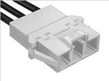 DF22A-2EP-7.92C, Conn Housing PL 2 POS 7.92mm Crimp ST Cable Mount Beige Bag