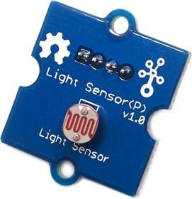 Фото 1/2 Grove - Light Sensor(P), Датчик освещенности на осное фоторезистора для Arduino проектов
