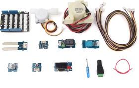 Фото 1/3 Grove Smart Plant Care Kit for Arduino, Умный уход за растениями, набор для Arduino