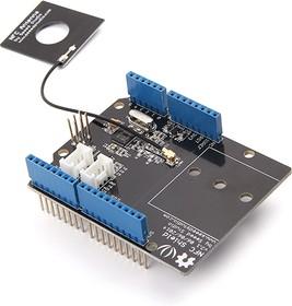 Фото 1/4 NFC Shield V2.0, Cчитыватель NFC меток для Arduino