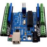 Фото 3/4 Screw Shield, Винтовые клеммные колодоки для Arduino