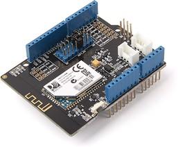 Фото 1/3 Wifi Shield V2.0, Wi-fi интерфейс для Arduino на базе RN171 модуля