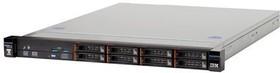 Сервер IBM ExpSell x3250 M5,Xeon 4C E3-1241v3 3.5GHz/1x4GB/OB HS 3.5inSAS/SATA/300W Rack (5458EJG)
